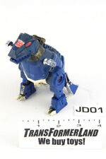 Grimlock (blue) figure Dinobot G2 Transformers