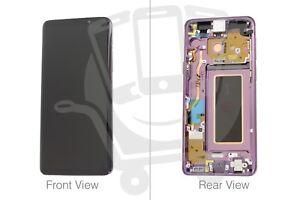 Genuine Samsung Galaxy S9 SM-G960 Lilac Purple LCD Screen & Digitizer - GH97-216