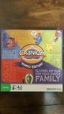 Cranium Family Edition Cranium Clay 16 Kinds Of Fun COMPLETE Board Game