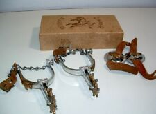 New Listing* 1950s Childs Set Of Spurs Made by Corkale Of America with The Box