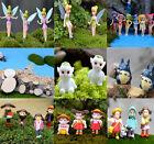 Cartoon Figure Fairy Garden Miniatures Gnomes Moss Terrariums Crafts Figuri .
