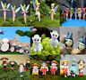 Cartoon Figure Fairy Garden Miniatures Gnomes Moss Terrariums Crafts FigurinesLI