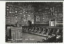 vecchia cartolina di padova universita' aula magna