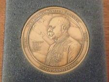 1997 Brother John Philip Souson 100th Anniversaire Bronze ou Laiton Médaille /