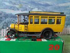 1/43 Rio (Italy)   Fiat omnibus 18 BL 1915  # 20