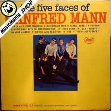 Manfred Mann - The five faces of