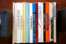 Clayton Eshleman: Caterpillar Issues 1-20 complete 1967-1973
