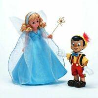 Madame Alexander Doll Blue Fairy And Pinocchio Brand NIB Retired 31760