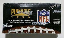 1996 Pinnacle Football card box Factory Sealed (24 packs)