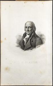 Ritratto (1834) - Jean di Arcet (Darcet) - Porcellana - Chimica