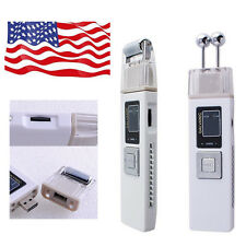 US Deliver Portable Wireless Galvanic Roller Beauty Facial Care Spa Salon Beauty