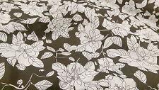 Unbranded Floral Polycotton Craft Fabrics