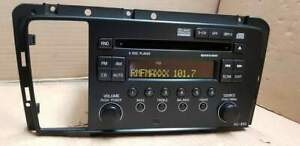 Radio Original Volvo XC S60 V70 HU-850 6Cd WECHSLER HU850 Volvo S60 XC70 ab 2005