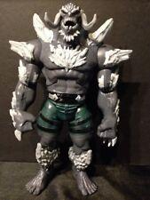 Mattel DC Comics Multiverse New 52 BAF DOOMSDAY Figure 100% COMPLETE LOOSE