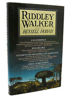 Russell Hoban RIDDLEY WALKER  1st Edition 1st Printing