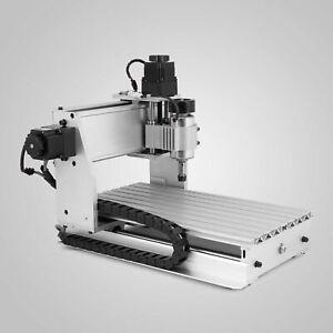 CNC 3020T 4 Achse Router Graviermaschine FräSmaschine USB Holzbearbeitung