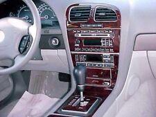 LINCOLN LS V6 V8 SET FITS 2003 -2006 NEW SPORT INTERIOR WOOD DASH TRIM KIT 28PCS