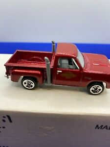 Hot Wheels 1978 Dodge Lil Red Express Truck    Red   Loose