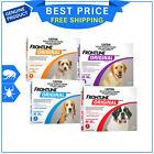Frontline Original Flea & Tick Treatment for Dogs 4 Pipettes All sizes