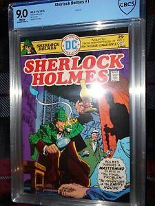 SHERLOCK HOLMES 1 CBCS 9.0 SIMONSON CRUZ 1975