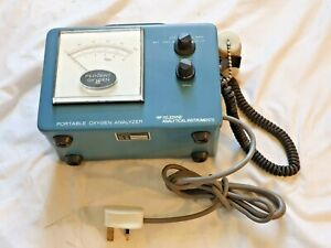Teledyne analytical instruments portable oxygen analyser (untested)