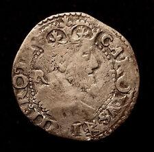 Italia, kgr. nápoles, Karl V., Carlino zumo de naranja, MZZ. R