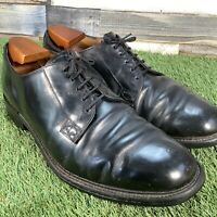 UK10F Loake Waverley Made In England Derby Oxford Leather Dress Shoes - RRP£195