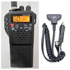 SET PNI HP62 CB-Handfunkgerät mit Antenne & Batteriekasten