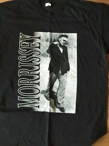 Morrissey (The Smiths) 2002 Tour T Shirt