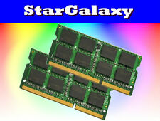 16GB 2x 8GB DDR3 1333 MHz PC3-10600 PC3-1333 Sodimm Laptop Notebook RAM Memory
