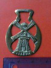 Horse Brass Windmill