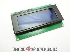 I2C LCD Display 2004 blau weiss HD44780 4x20 Zeichen character Arduino IIC 465