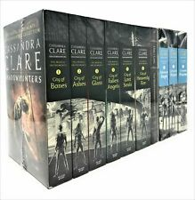 Cassandra Clare Mortal Instruments and Infernal Devices 10 Books Collection Sets