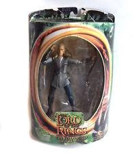 """Tolkien Hobbit Señor De Los Anillos Prologue Legolas 6"""" figura completa, abierto"""