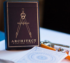 Architect Playing Cards Deck and Murphy's Magic
