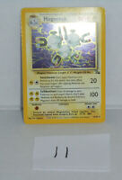 Magneton 11/62 Fossil Pokemon Card Holo Foil Rare.listing # 11