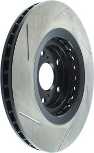 StopTech For 08-15 Lexus / Toyota Sport Brake Rotor Front Left - 126.44158SL