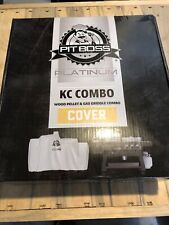 Pit Boss Platinum KC Combo Grill Cover, Fits KC Combo Platinum Series Brand New!