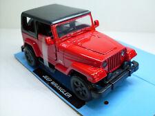 Jeep Wrangler rot NewRay Auto Modell 1:32