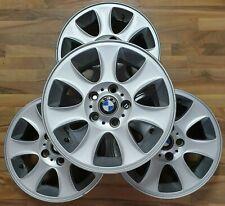 Original Alufelgensatz BMW 1er E81 E82 E87 E88 7Jx16 LK 5x120 ET44 6769402 U2273