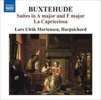 Lars Ulrik Mortensen - Harpsichord Music-Suites in a Major & F Major (CD) NEW!