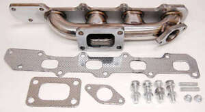 99 00 01 Alero Stainless Steel Turbo T3 Manifold 2.4L Performance Header SS RACE
