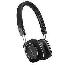 Bowers & Wilkins P3 Series 2 Mobile Headphones on The Ear Black Fp39144