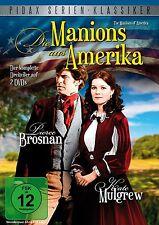 Die Manions in Amerika * DVD Serie 3-Teile Pierce Brosnan Pidax Neu Ovp