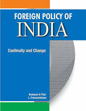 New, Foreign Policy of India: Contnuity & Change, , Book