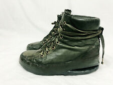 Carol Christian Poell Black U-sole Drip Sneaker Dyed Leather 11 12 13 45 46 47