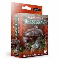 Hrothgorn's Mantrappers - Warhammer Underworlds: Beastgrave - Brand New! 110-82