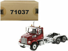 Western Star 4700 SF Tandem Day CAB Tractor Red 1/50 by Diecast Masters 71037