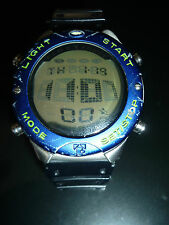 Da Uomo Time Force Digital Sport Orologio Cronografo