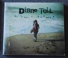 Diane Tell, rideaux ouverts, CD
